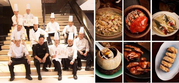 """希尔顿""""中华主厨季"""",地道粤式风味菜以飨羊城饕客"""