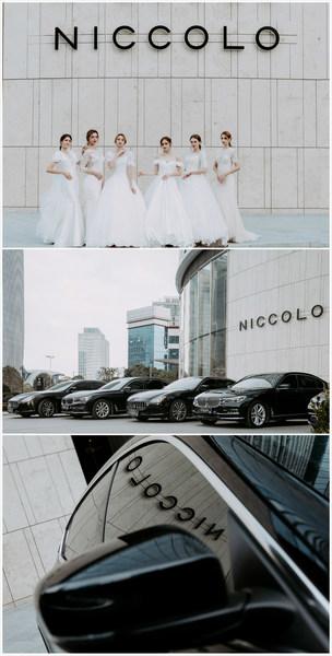Niccolo Suzhou Wedding Showcase