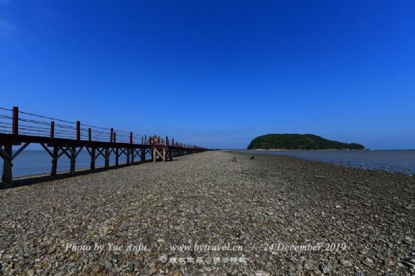 海陵岛大角湾海上丝路旅游区
