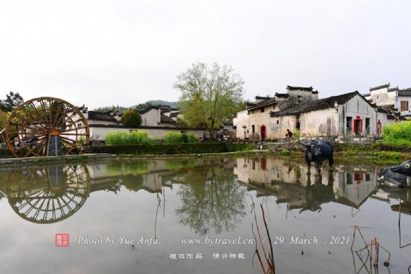 皖南古村落(西递宏村)