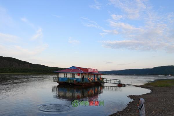 漠河北极村