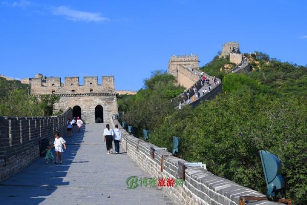 北京八达岭-慕田峪长城旅游区