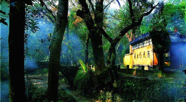 台州市天台山景区