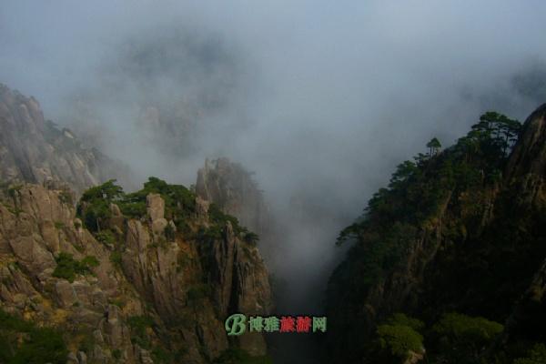 黄山风景区