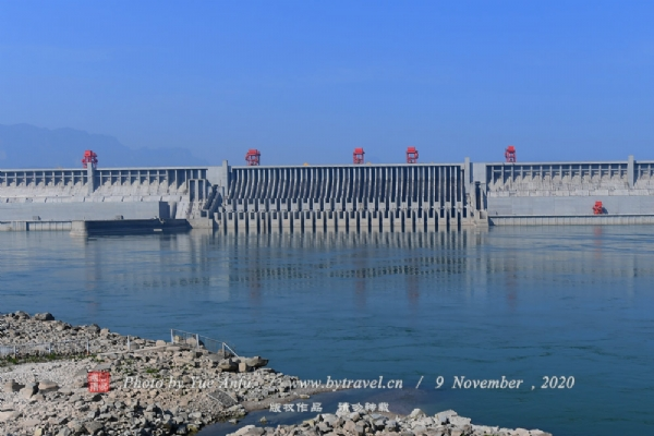 三峡大坝-屈原故里旅游区