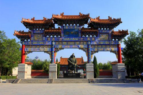 芒砀山汉文化景区