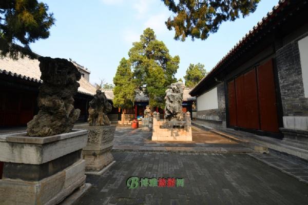 孔庙、孔林、孔府