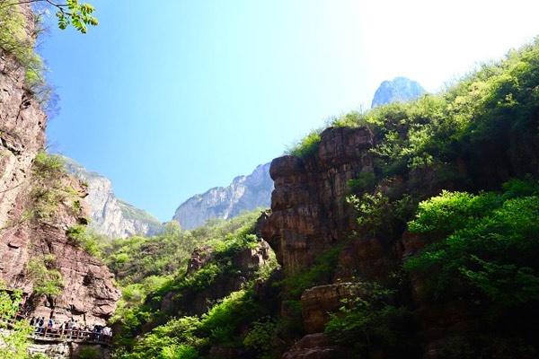 焦作云台山-神农山·青天河景区