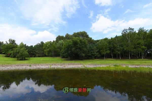 黑龙江太阳岛国家湿地公园